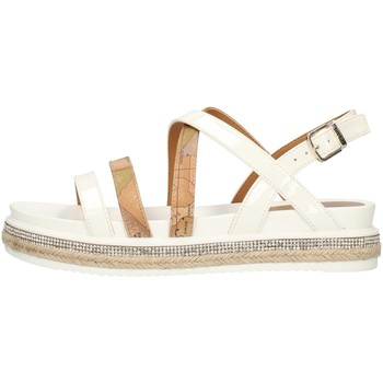 Schuhe Damen Sandalen / Sandaletten Alviero Martini P3A2109041195 Weiß