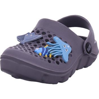 Schuhe Pantoletten / Clogs Hengst - R85400.3 grau
