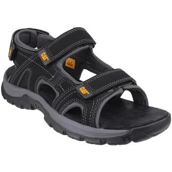 Schuhe Herren Sandalen / Sandaletten Caterpillar Giles Schwarz