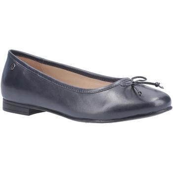 Schuhe Damen Ballerinas Hush puppies  Marineblau