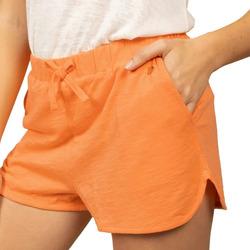 Kleidung Damen Shorts / Bermudas Deeluxe S21700W Orange