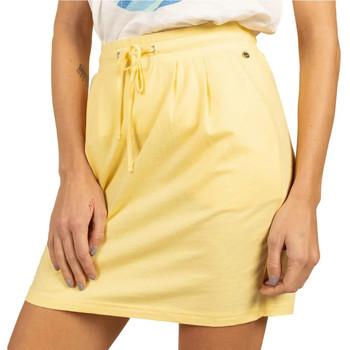 Kleidung Damen Röcke Deeluxe S21768W Gelb