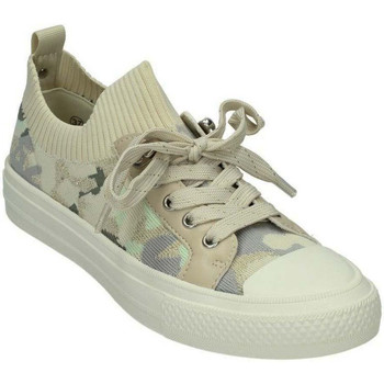Schuhe Damen Sneaker Low La Strada 1905354 Grün