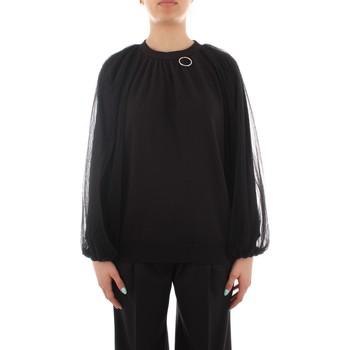 Kleidung Damen Sweatshirts Marella SWEATER SCHWARZ