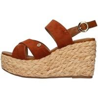 Schuhe Damen Sandalen / Sandaletten Wrangler WL11640A LEDER