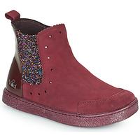 Schuhe Mädchen Boots Mod'8 BLANOU Bordeaux