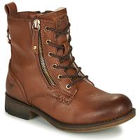 Schuhe Mädchen Boots Mustang 5026-623-308 Braun