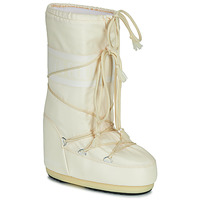 Schuhe Damen Schneestiefel Moon Boot MOON BOOT ICON NYLON Creme