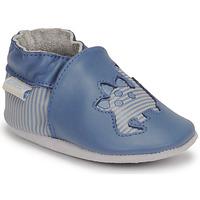 Schuhe Jungen Babyschuhe Robeez DIFLYNO Blau
