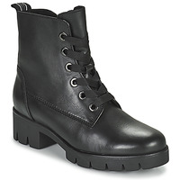 Schuhe Damen Low Boots Gabor 7171127 Schwarz