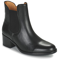 Schuhe Damen Low Boots Gabor 7165027 Schwarz