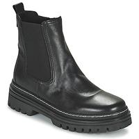 Schuhe Damen Boots Gabor 7172027 Schwarz