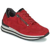 Schuhe Damen Sneaker Low Gabor 7652868 Rot