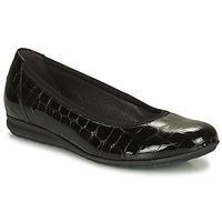 Schuhe Damen Ballerinas Gabor 7262087 Schwarz