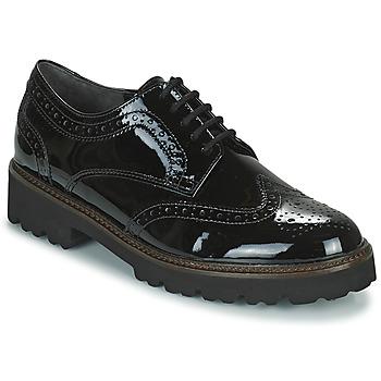 Schuhe Damen Derby-Schuhe Gabor 524497 Schwarz