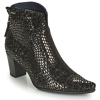 Schuhe Damen Low Boots Dorking DEISY Schwarz