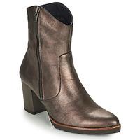 Schuhe Damen Low Boots Dorking THAIS Bronze