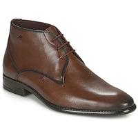 Schuhe Herren Boots Fluchos ALEX Braun
