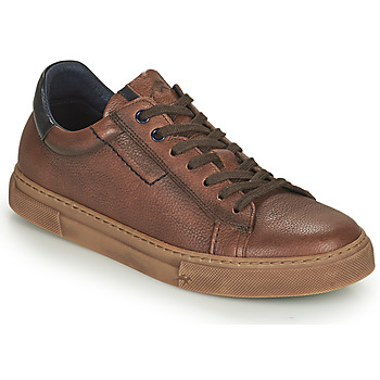 Schuhe Herren Sneaker Low Fluchos NIKO Braun