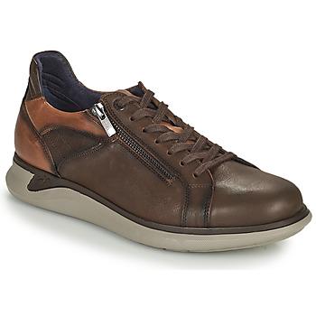 Schuhe Herren Sneaker Low Fluchos COOPER Braun