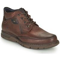Schuhe Herren Boots Fluchos CELTIC Braun