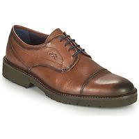 Schuhe Herren Derby-Schuhe Fluchos CAVALIER Braun