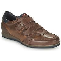 Schuhe Herren Sneaker Low Fluchos DANIEL Braun