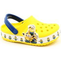 Schuhe Kinder Pantoletten / Clogs Crocs CRO-RRR-205512-730 Giallo