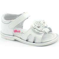 Schuhe Mädchen Sandalen / Sandaletten Balocchi BAL-E21-111311-BI-a Bianco