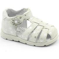 Schuhe Mädchen Sandalen / Sandaletten Balocchi BAL-E21-116184-VA-b Bianco