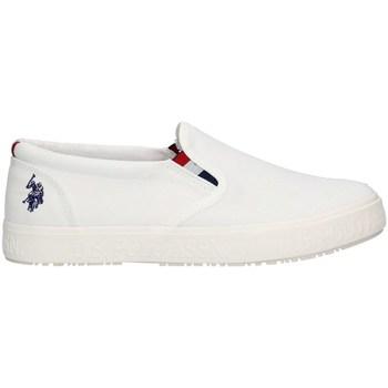 Schuhe Herren Slip on U.s Polo Assn MARCS4079S0PE21 Slip on Harren WEISS WEISS