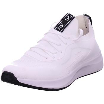 Schuhe Damen Sneaker Low Hengst - F51421-102 weiß