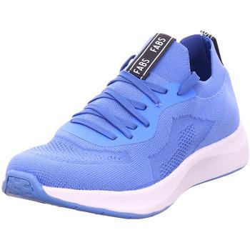 Schuhe Damen Sneaker Low Hengst - F51421-452 blau