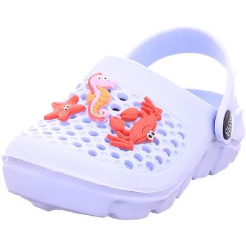 Schuhe Pantoletten / Clogs Hengst - R85400.2 hellblau