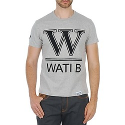 Kleidung Herren T-Shirts Wati B TEE Grau