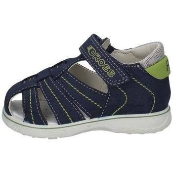 Schuhe Jungen Sandalen / Sandaletten Imac 733801 BLAU
