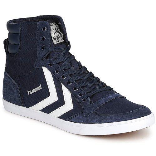 Hummel TEN STAR HIGH CANVAS Marine  Schuhe Sneaker High  69,99