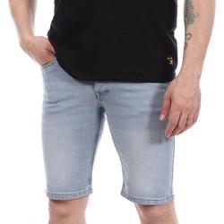 Kleidung Herren Shorts / Bermudas Lee Cooper LEE-009041 Blau