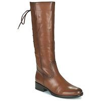 Schuhe Damen Klassische Stiefel Gabor 7160624 Braun