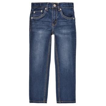 Kleidung Jungen Slim Fit Jeans Levi's 511 SLIM FIT JEANS Blau