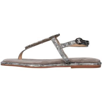 Schuhe Damen Sandalen / Sandaletten Alma Blue V21BL9017 GRAU