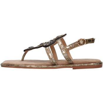 Schuhe Damen Sandalen / Sandaletten Alma Blue V21BL9013 BRONZE