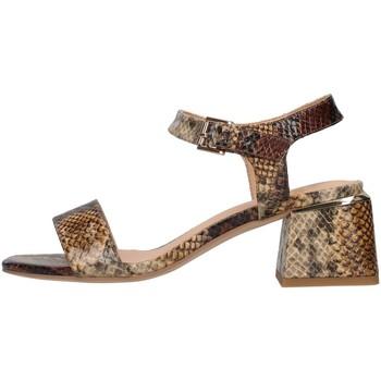 Schuhe Damen Sandalen / Sandaletten Alma Blue V21BL8700 BEIGE