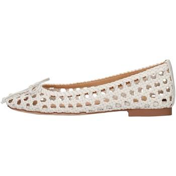 Schuhe Damen Ballerinas Alma Blue V21BL8102 WEISS