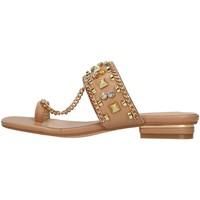 Schuhe Damen Pantoffel Alma En Pena V21310 BEIGE