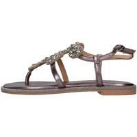 Schuhe Damen Sandalen / Sandaletten Alma En Pena V21449 GRAU