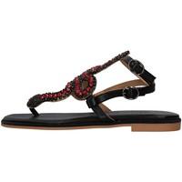 Schuhe Damen Sandalen / Sandaletten Alma En Pena V21415 SCHWARZ