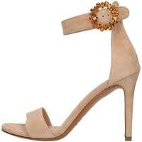 Schuhe Damen Sandalen / Sandaletten Albano 4166 BEIGE