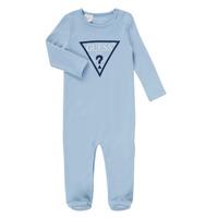 Kleidung Jungen Pyjamas/ Nachthemden Guess THEROI Blau
