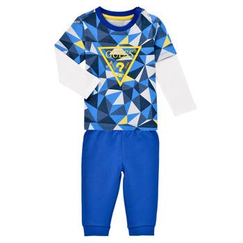 Kleidung Jungen Kleider & Outfits Guess TELIE Multicolor